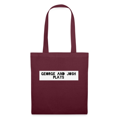 George-and-Josh-Plays-Merch - Tote Bag