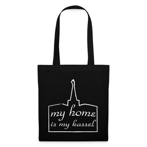 my home is my kassel - Stoffbeutel