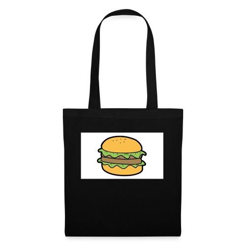 BurgerShirt - Sac en tissu