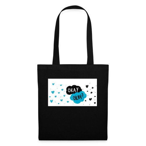 the fault in us - Tote Bag