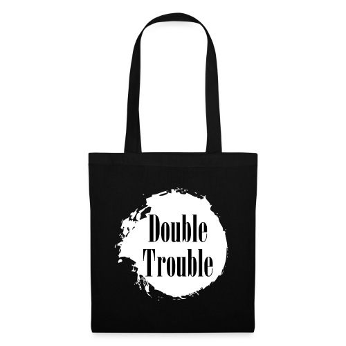 Double trouble - Stoffbeutel