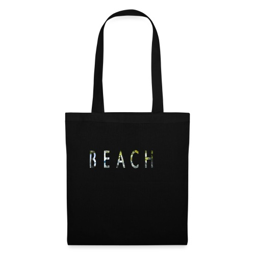 beach - Bolsa de tela