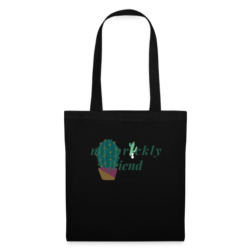 My Prickly Friend - Tote Bag