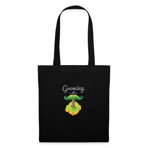 Moustache tree - Tote Bag