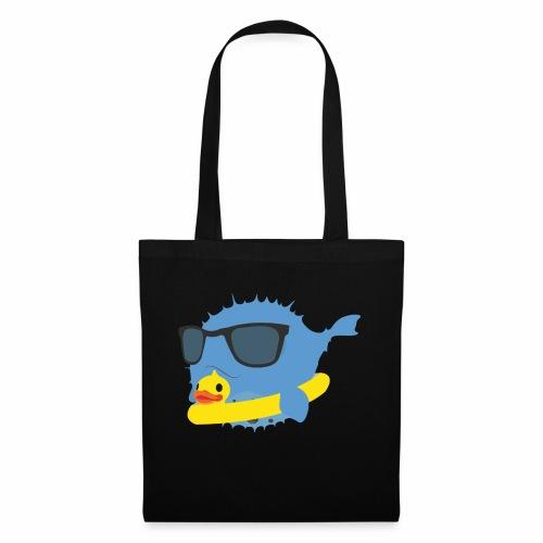 NEO-FUGU Spring summer duck - Tote Bag