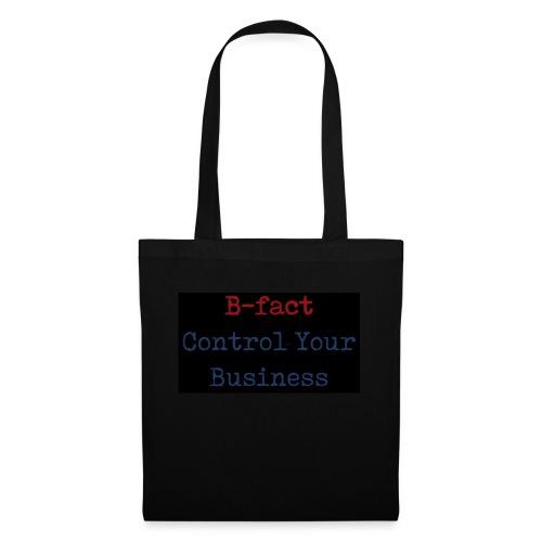 B fact Control Your Business 5 ZWART 2 - Tas van stof