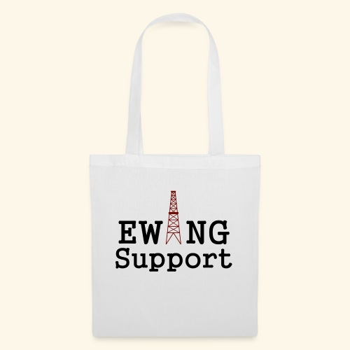 Ewing Support - Tote Bag