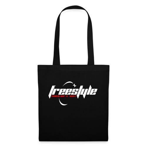 Freestyle - Powerlooping, baby! - Tote Bag