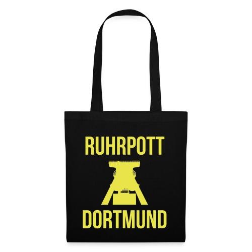 RUHRPOTT DORTMUND - Deine Ruhrpott Stadt - Stoffbeutel