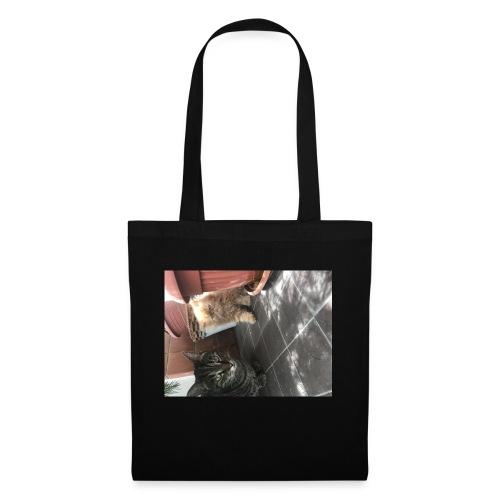 I gatti - Borsa di stoffa