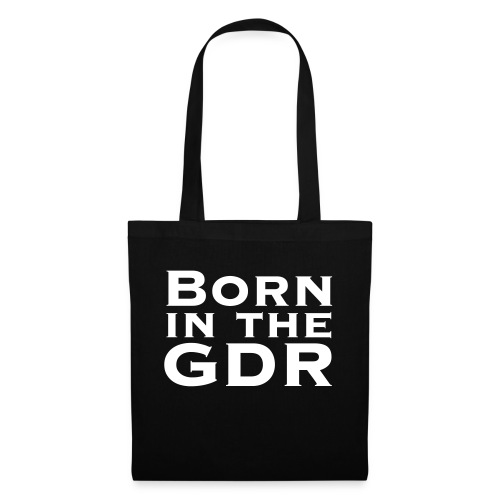 Born In The GDR - Stoffbeutel