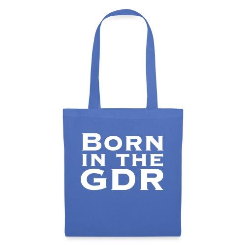 Born In The GDR - Stoffbeutel
