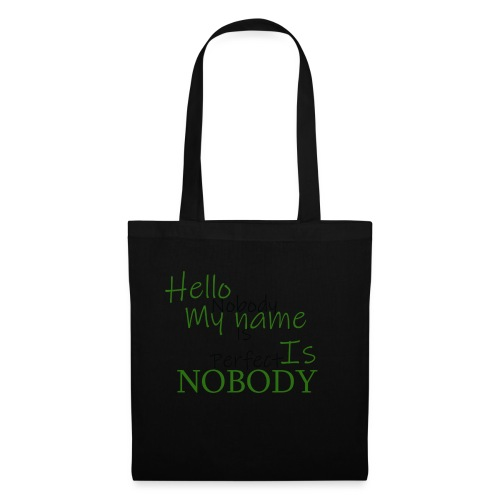 Nobody is Perfect - Tote Bag