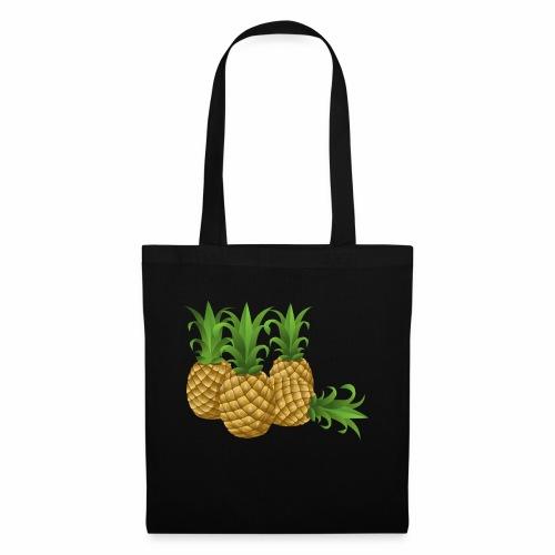 Ananas - Stoffbeutel