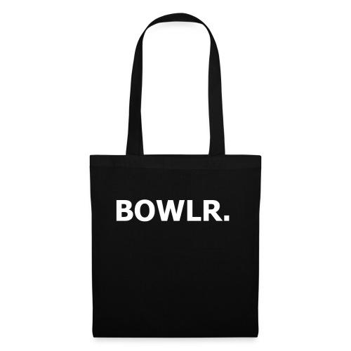 BOWLR - Tas van stof