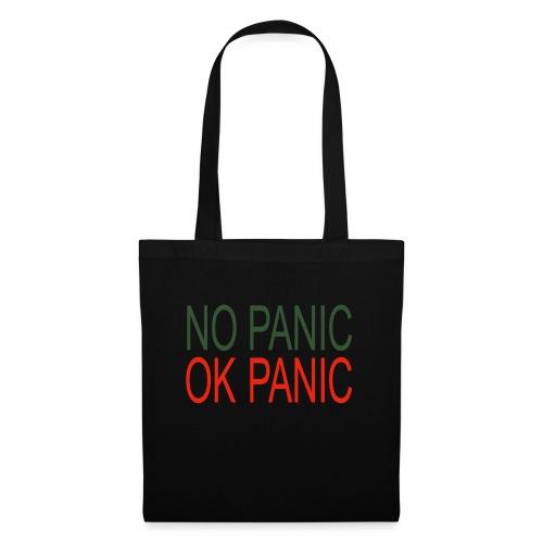 OK Panic - Borsa di stoffa