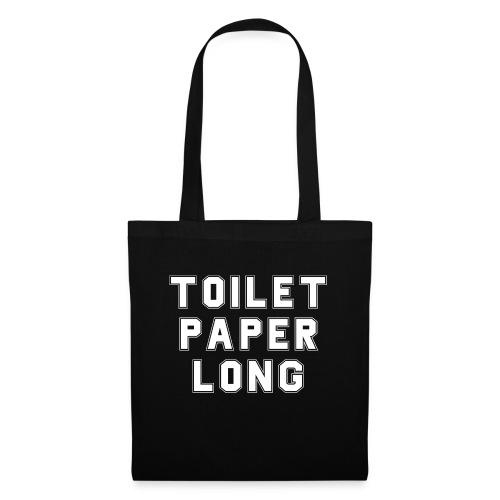 Toilet Paper - Stoffbeutel