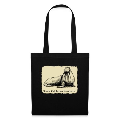 The Old Walrus - Tote Bag