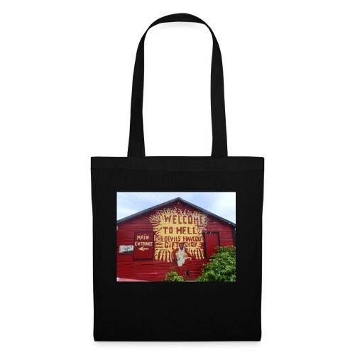 Welcome to hell - Tote Bag
