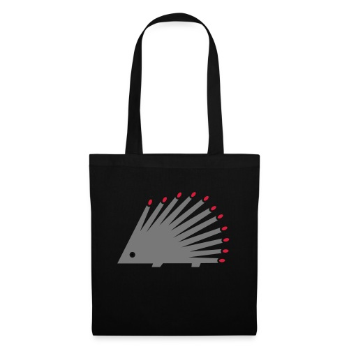 Hedgehog - Tote Bag