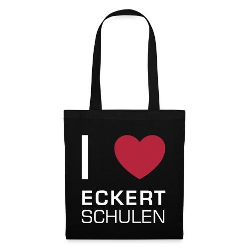 I love Eckert Schulen - Stoffbeutel
