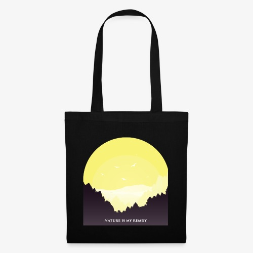 natureismyremedy - Tote Bag