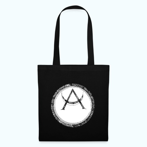 Mystic motif with sun and circle geometric - Tote Bag