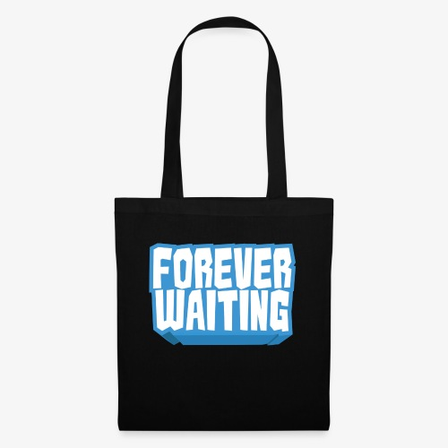 Forever Waiting - Tote Bag