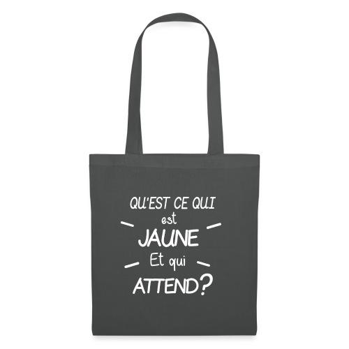 Edition Limitee Jonathan Black - Tote Bag