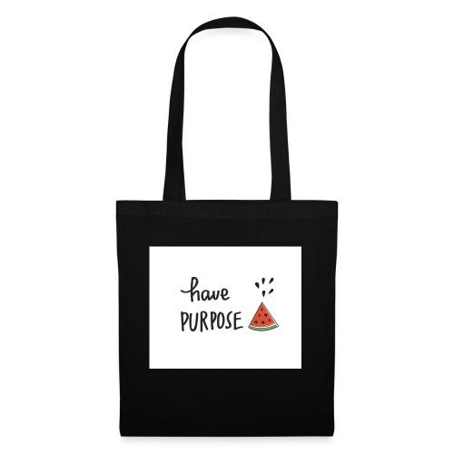 Purpose - Tote Bag