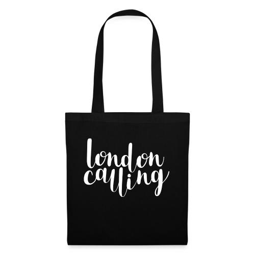London Calling - Stoffbeutel