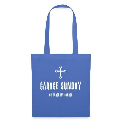 garage sunday - Stoffbeutel