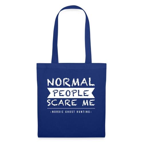 Normal people scare me - Tygväska