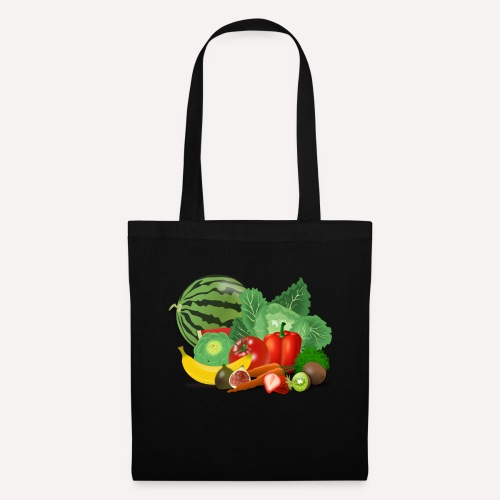 Fruits and vegetables lover - Tote Bag