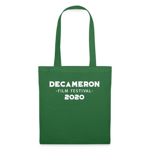 DECAMERON Film Festival 2020 (FRONT & BACK) - Tote Bag