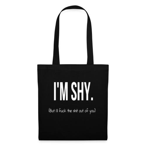I'M SHY - Borsa di stoffa