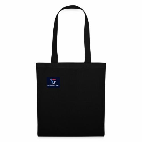 Just a plain T-shirt - Tote Bag