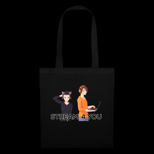 Logo2 0Black 1 - Stoffbeutel