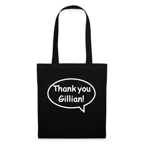 Bubble Gillian - Tote Bag