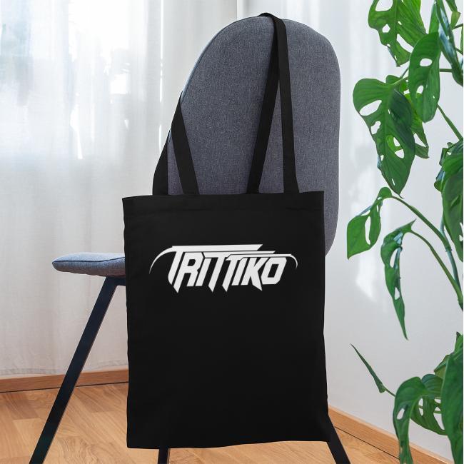 Trittiko Logo Weiss