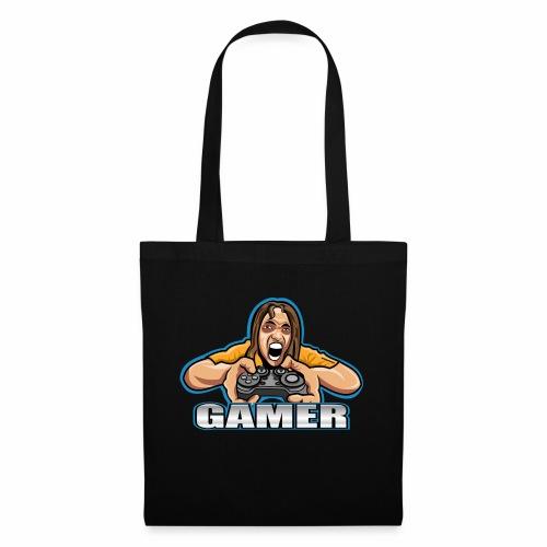 Gamer - Bolsa de tela
