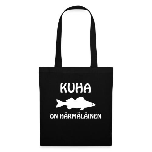KUHA ON HÄRMÄLÄINEN - Kangaskassi