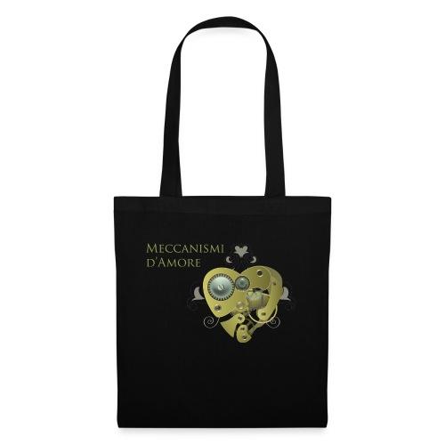 meccanismi_damore - Borsa di stoffa