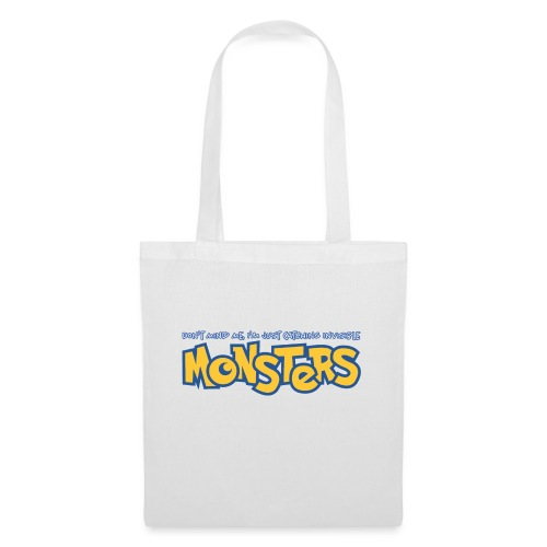 Monsters - Tote Bag