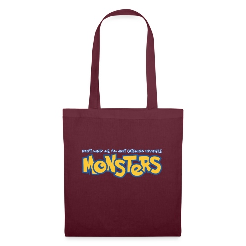 Monsters - Tote Bag