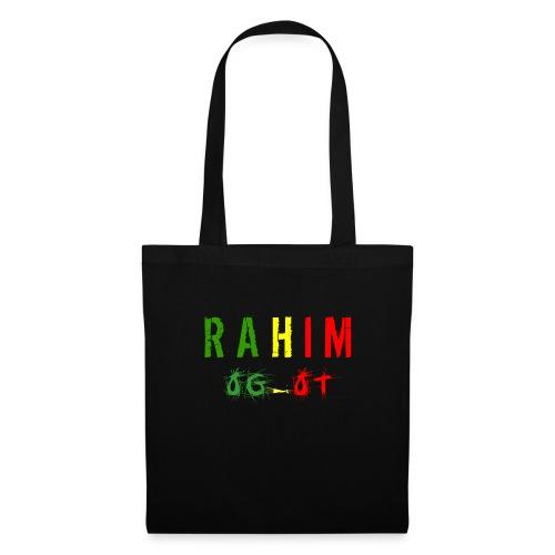 t-shirt design Rahim - Tote Bag