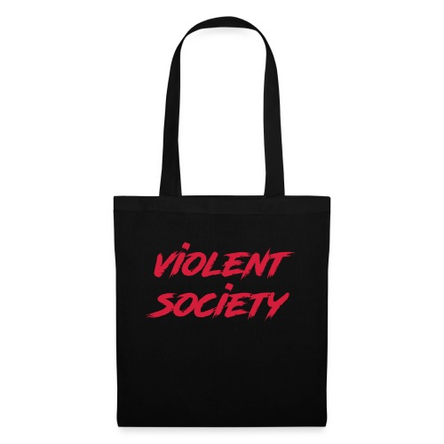 Violent Society - Stoffbeutel