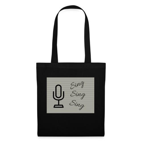 Sing Sing Sing - Tote Bag