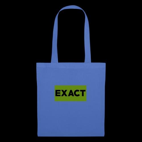 Exact Classic Green Logo - Tote Bag
