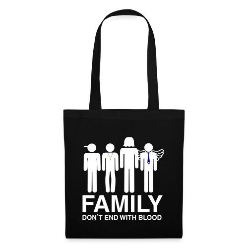 Family (dark) Hoodies & Sweatshirts - Tote Bag